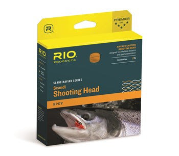 Rio Scandi Short Fly Line