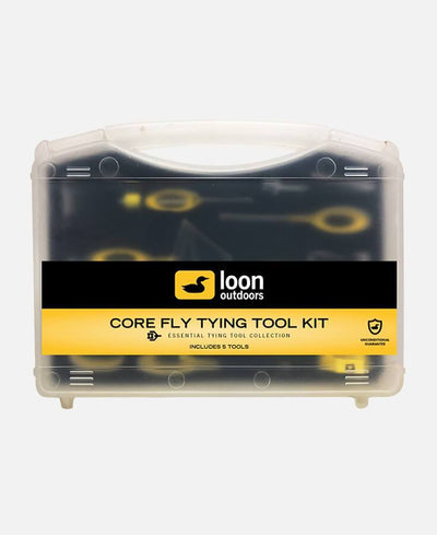 Loon Core Fly Tying Kit
