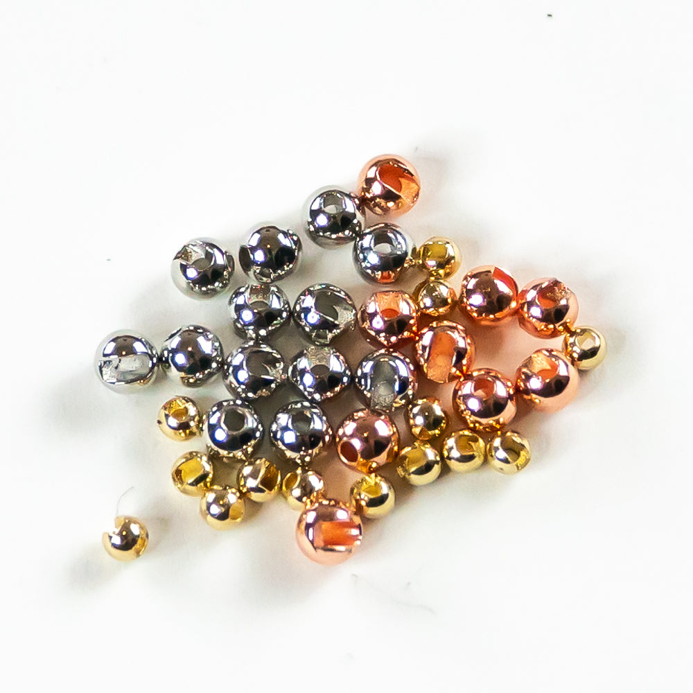 AFS Slotted Tungsten Beads
