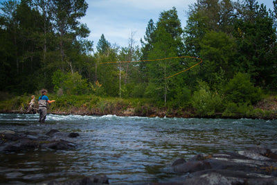 Rogue Spey School with Charles St. Pierre & Jon Hazlett