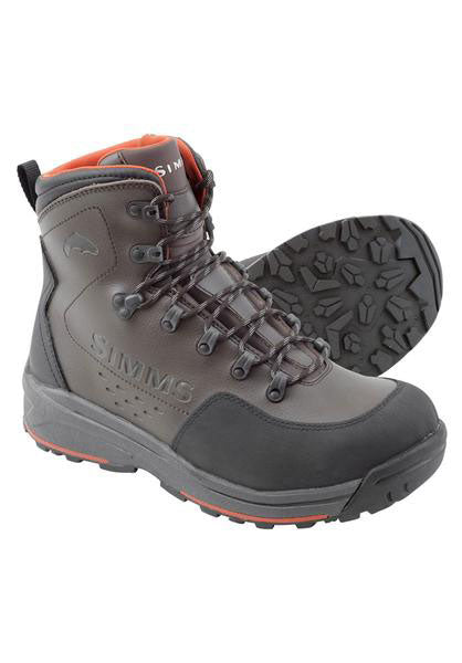 Simms Freestone Boot - Rubber Sole