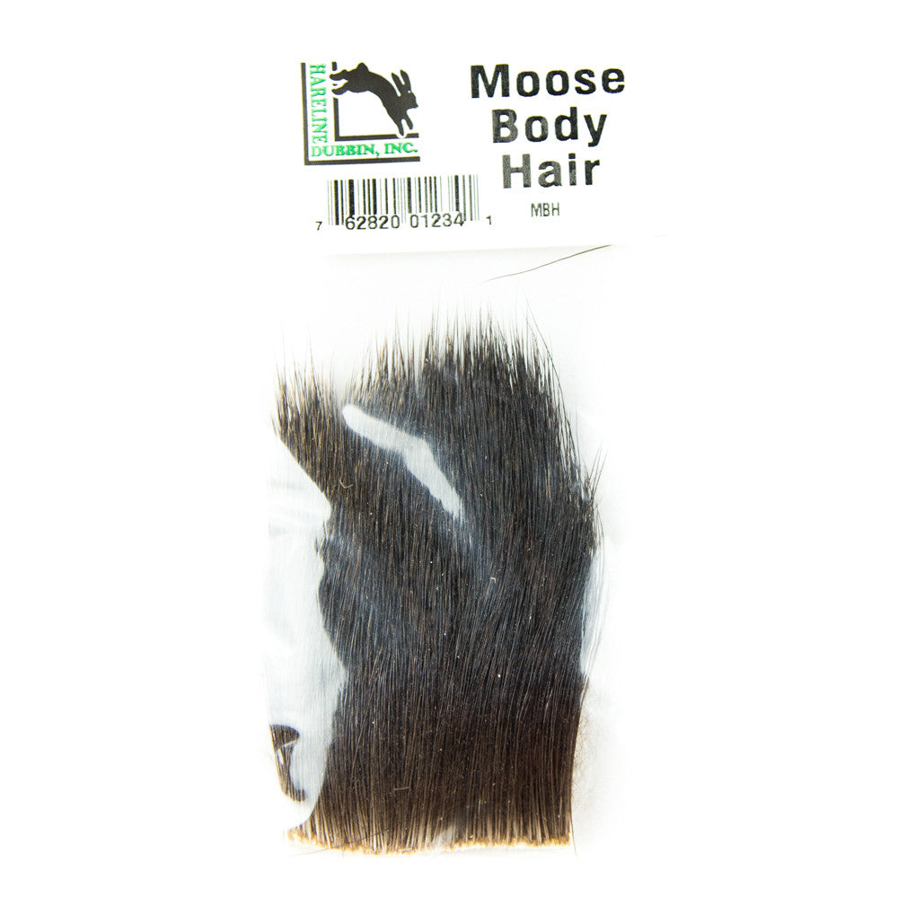Moose Body Hair