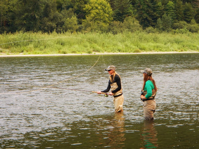 Womens Introduction to Spey Fishing with Leslie Ajari