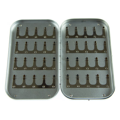 Wheatley Slim Clip Fly Box