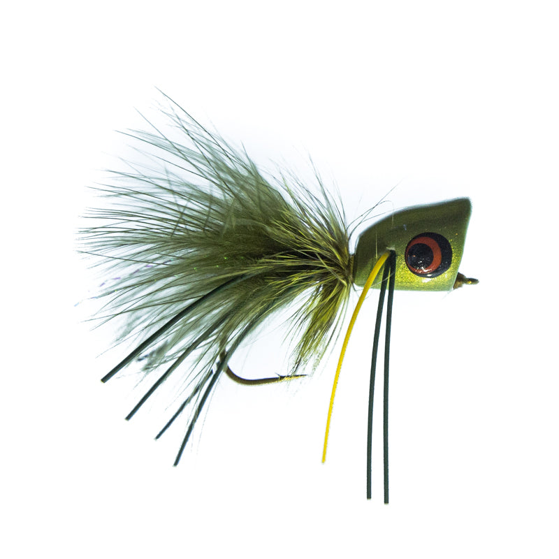 Bass Popper Olive