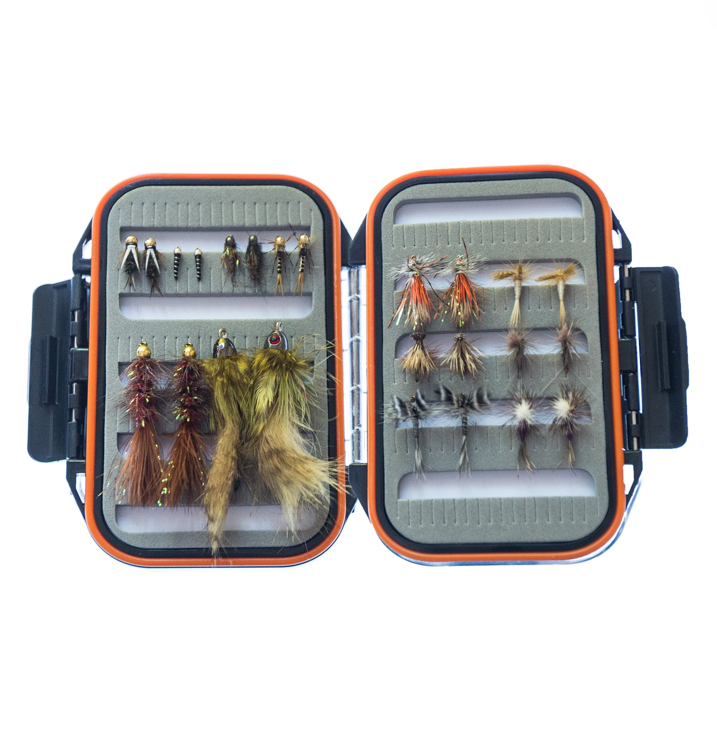 Basic Trout Fly Selection