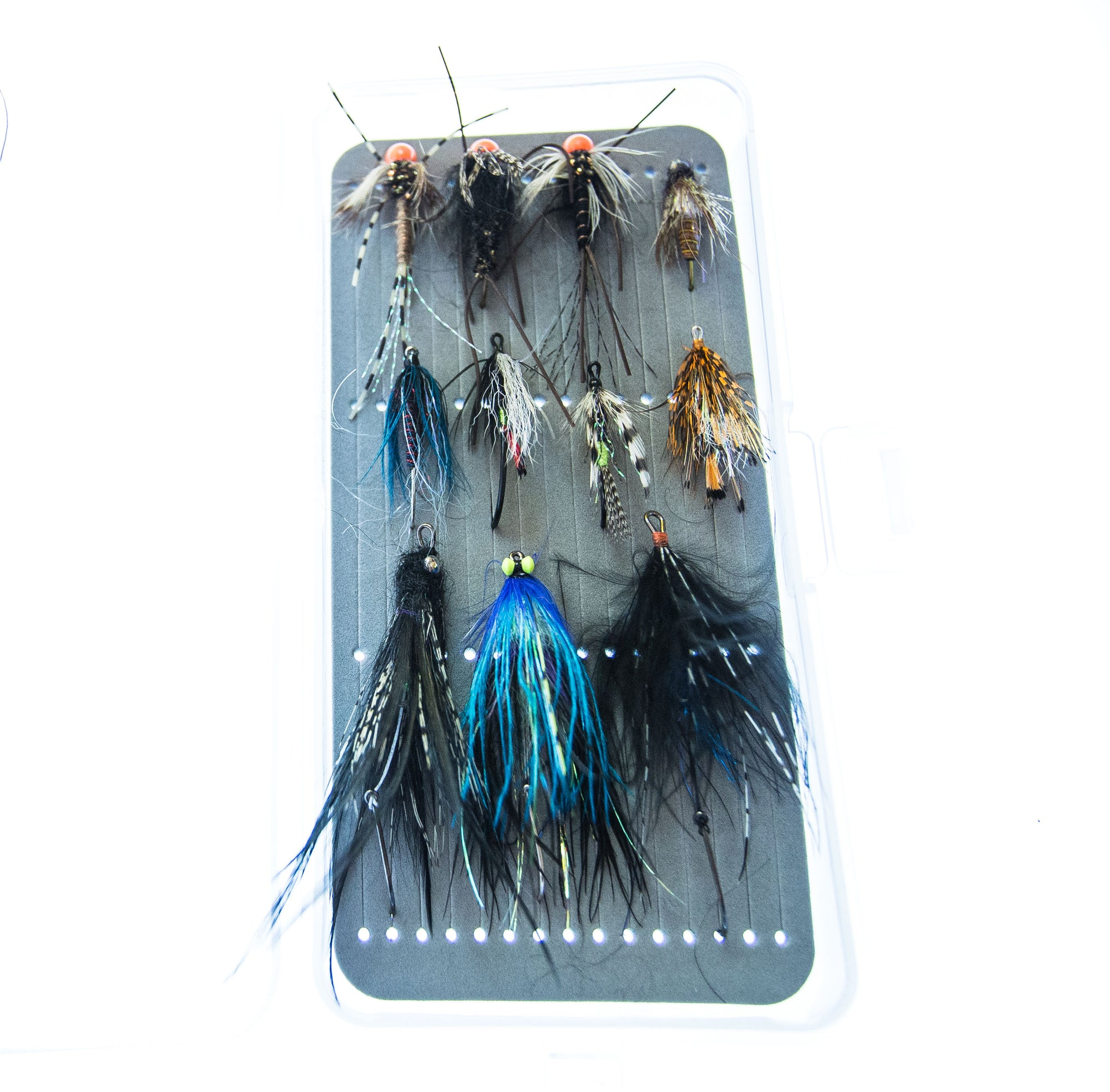 Basic Steelhead Fly Selection
