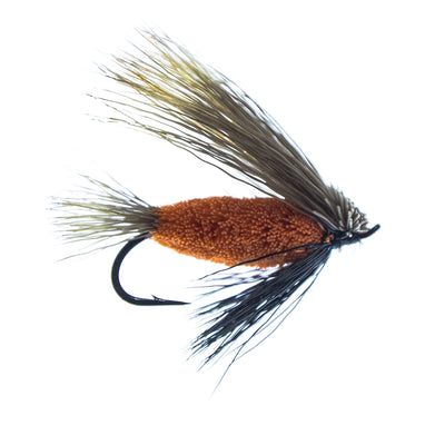 Steelhead River Mouse Orange