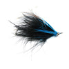 Ashland Fly Shop | Black & Blue Reverse Marabou