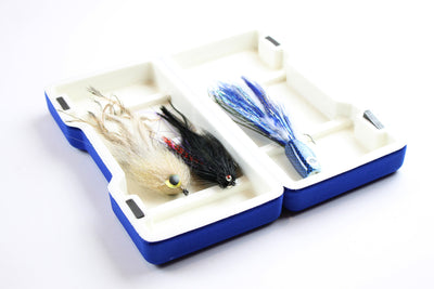 Morell Salt Water Fly Box - Blue