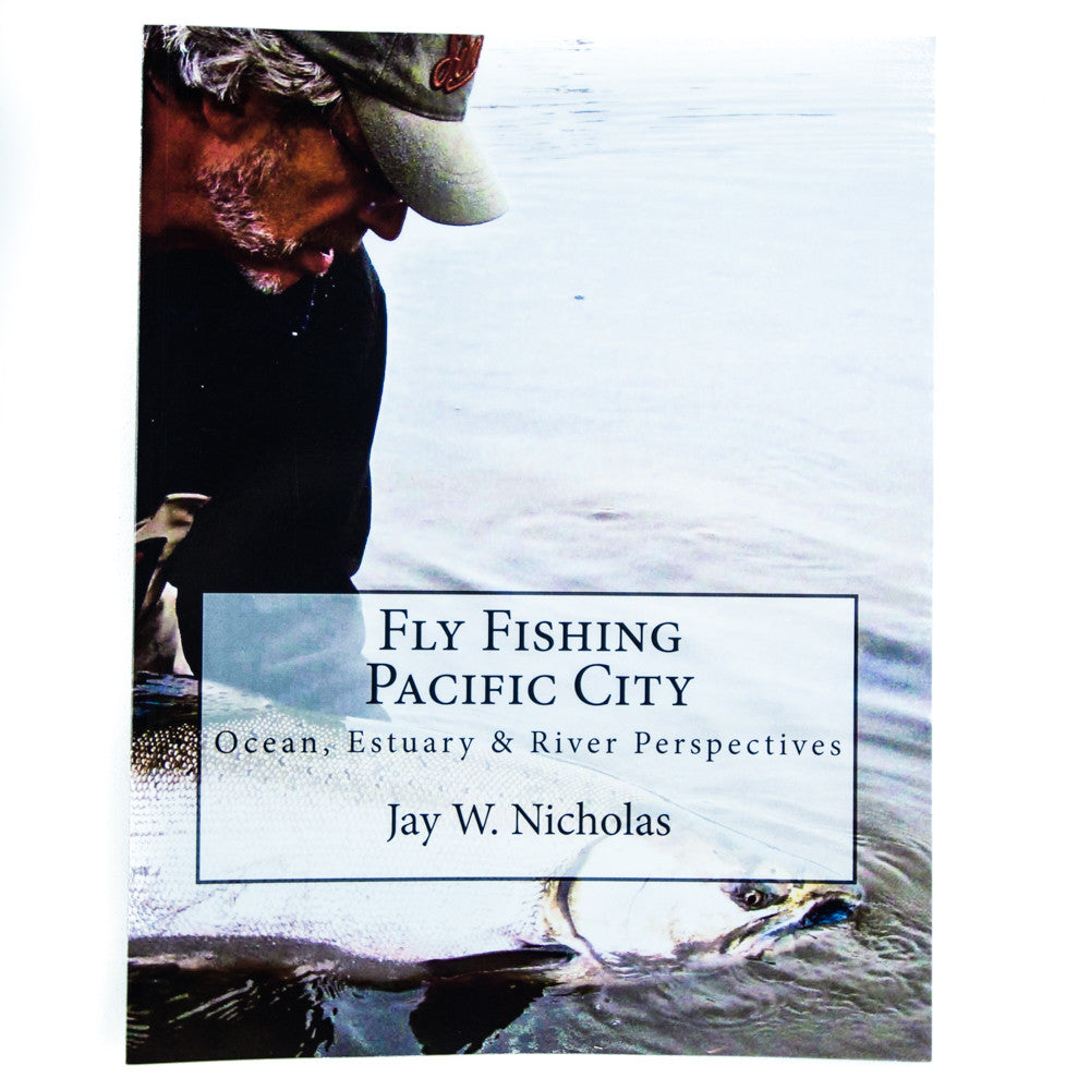 Fly Fishing Pacific City by Jay Nicholas
