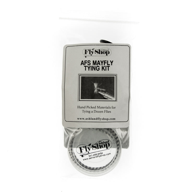 AFS Mayfly Tying Kit