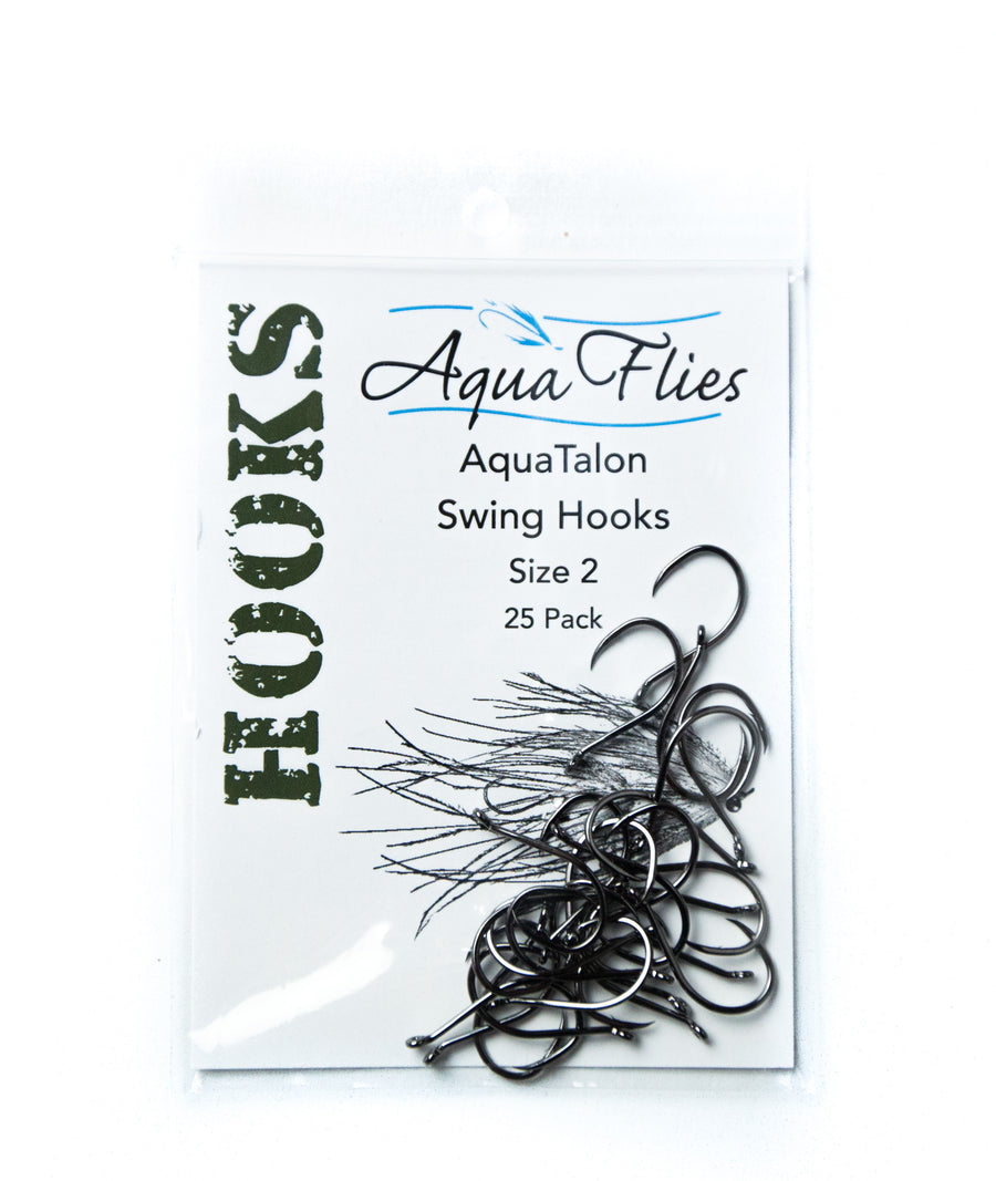 Aquaflies Aquatalon Microbarb Swing Hook