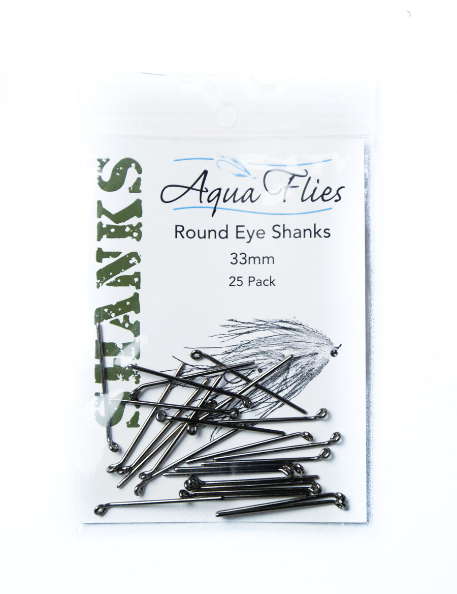 Aquaflies Round Eye Shank