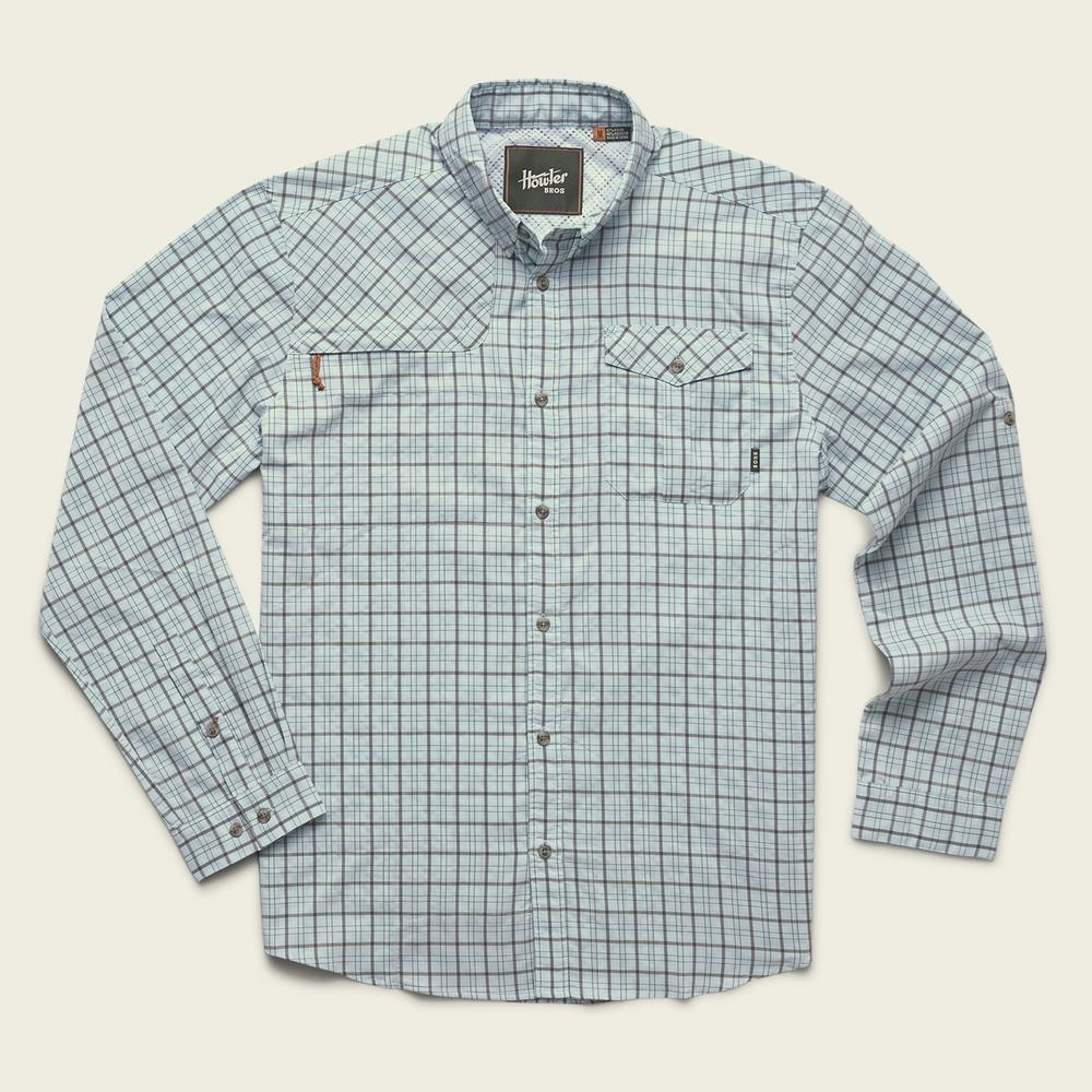 Howler Bros - Matagorda Shirt (Tropic Blue)