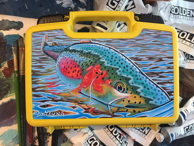 DeYoung Cliff's Bugger Beast Jr. Fly Box