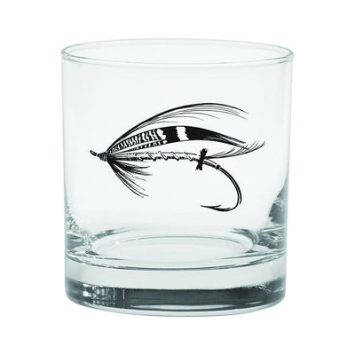 Rep Your Water Old Fashioned Glass