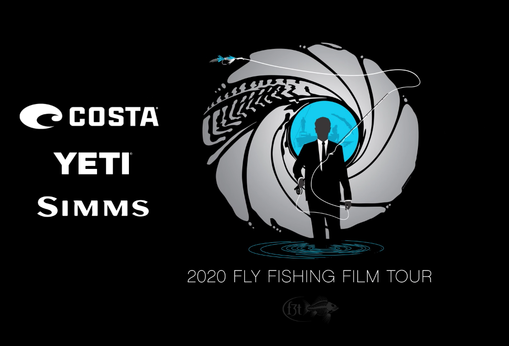 Fly Fishing Film Tour Tickets 2020