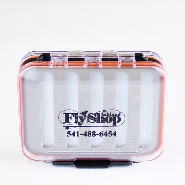 AFS Logo Waterproof Fly Box 1