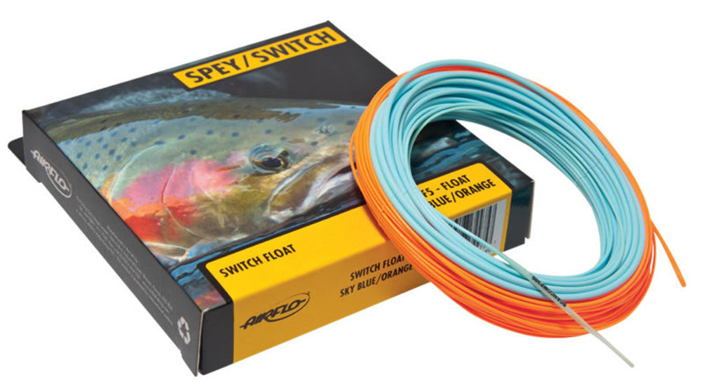 Airflow Switch Float Line | The Ashland Fly Shop