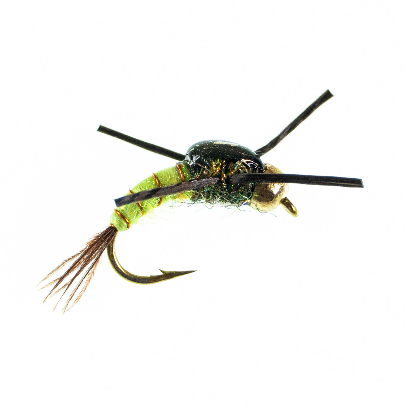 Tungsten Liberation Nymph