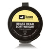 Loon Brass Head Soft Weight 1