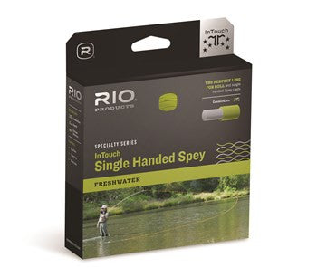 RIO InTouch Single Hand Spey Line