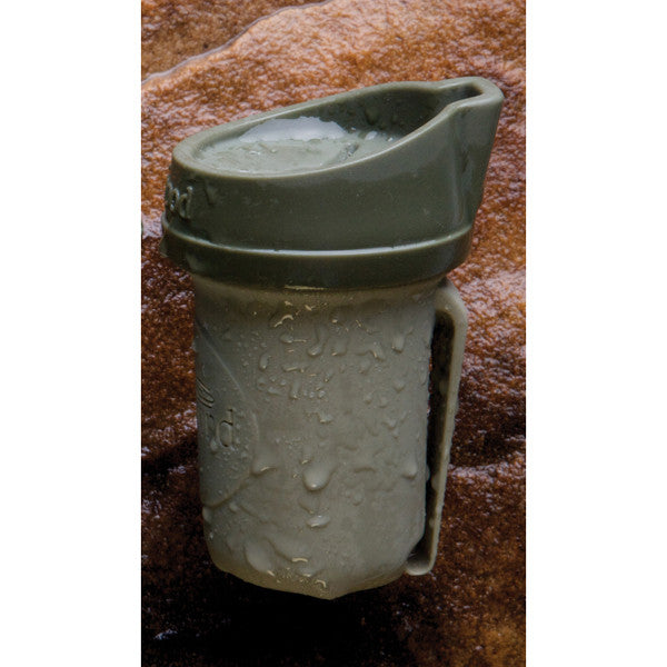 Fishpond Microtrash Piopod Container - Olive