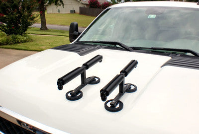 tight-line magnetic rod rack