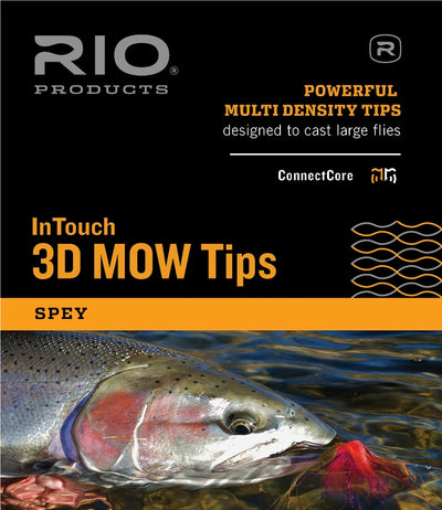 RIO InTouch Skagit 3D Mow Tips