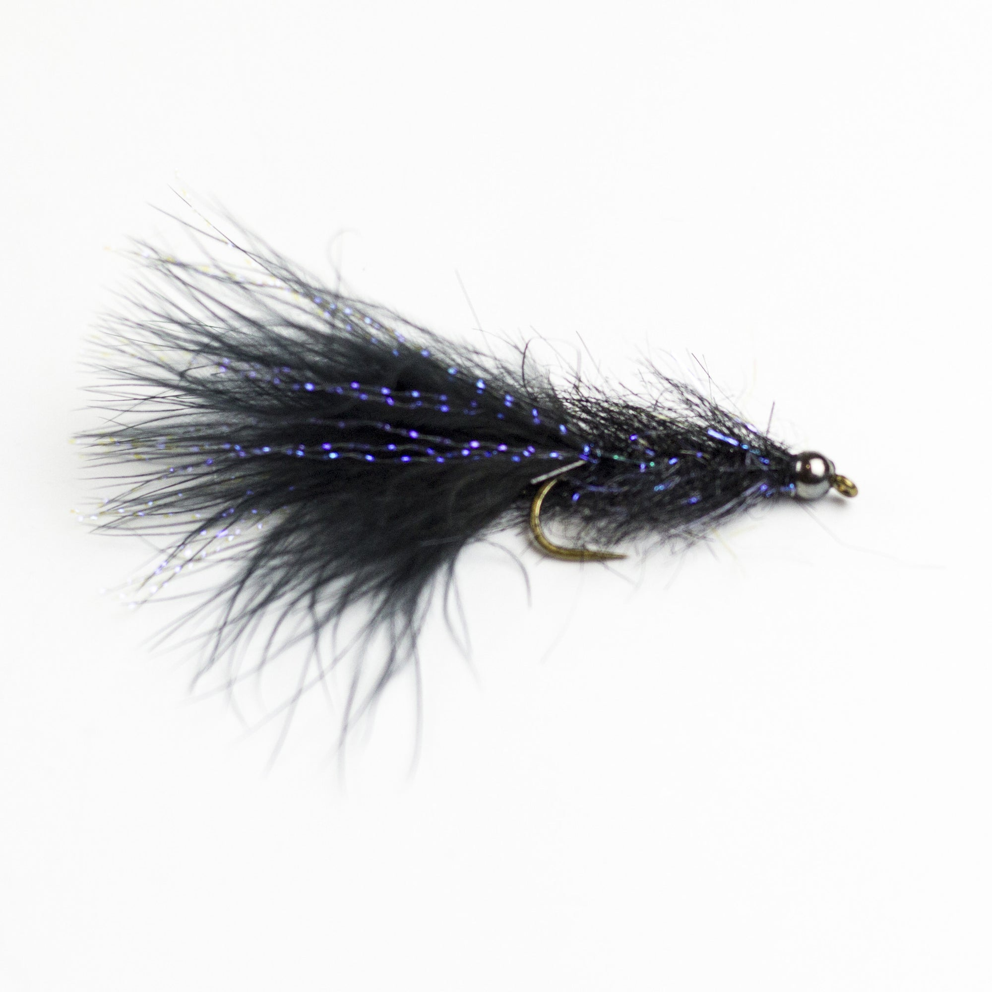 Black UV Leech | Ashland Fly Shop