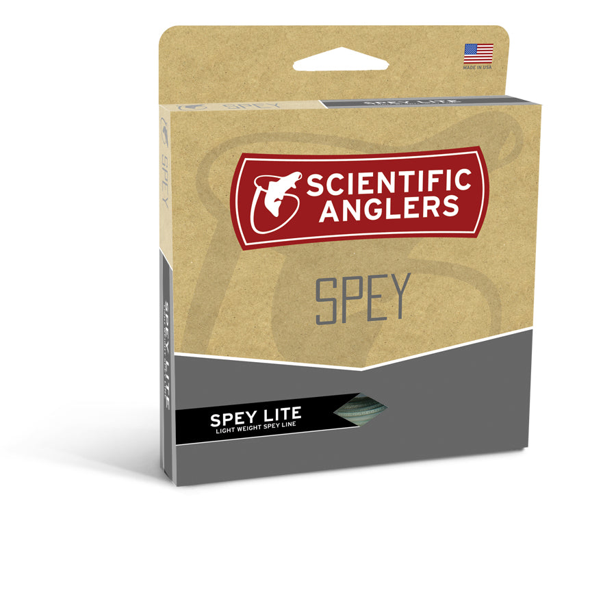 Scientific Angler's Spey Lite Integrated Skagit Line