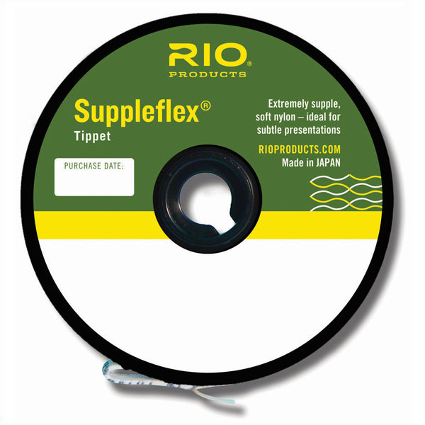Rio SuppleFlex Tippet 30yds
