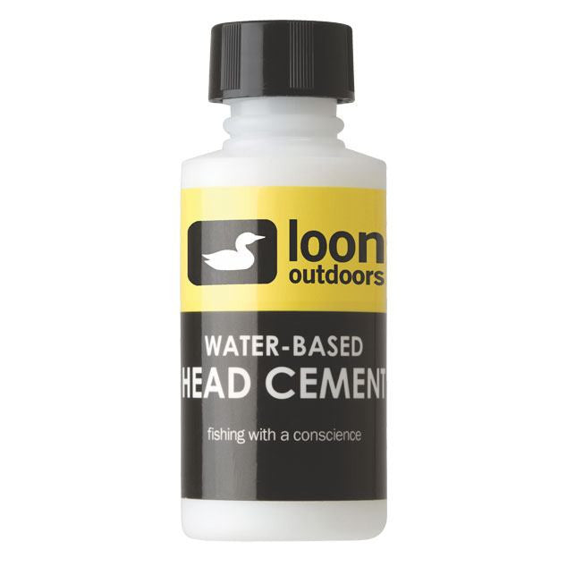 Loon Water Based Head Cement