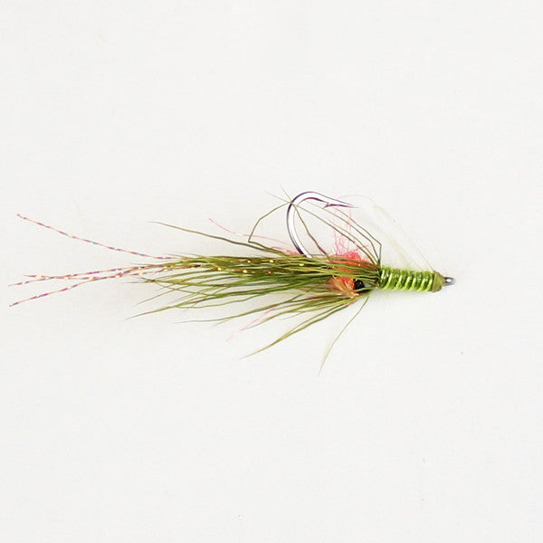 Morrish Weedless Wonder Fly Olive
