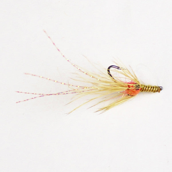 Morrish Weedless Wonder Fly Tan