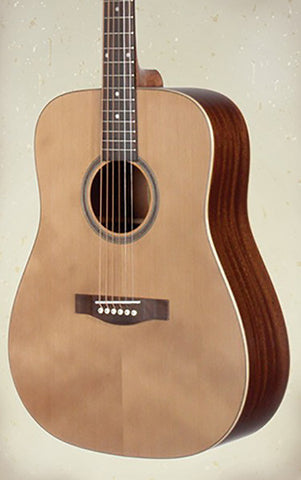 Teton 105 Series Deadnought Acoustic Guitar | STS105NT