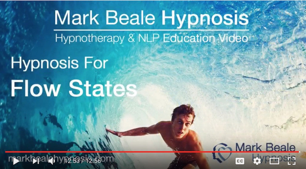 Hypnosis and Flow States