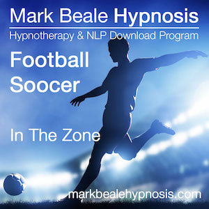 Soccer football hypnosis mental game performance
