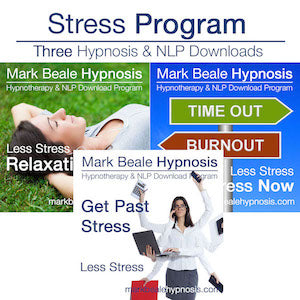 Stress Management Program hypnosis MP3 download