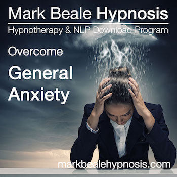 general anxiety disorder GAD hypnosis