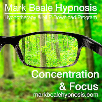concentration focus hypnosis