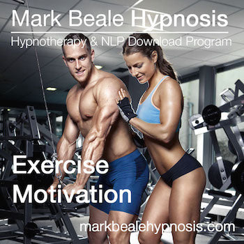 exercise motivation hypnosis