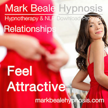 feel attractive hypnosis