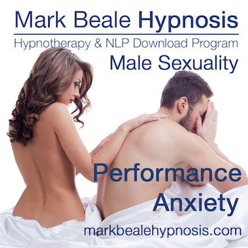 performance anxiety sexuality hypnosis