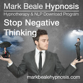 stop negative thinking hypnosis