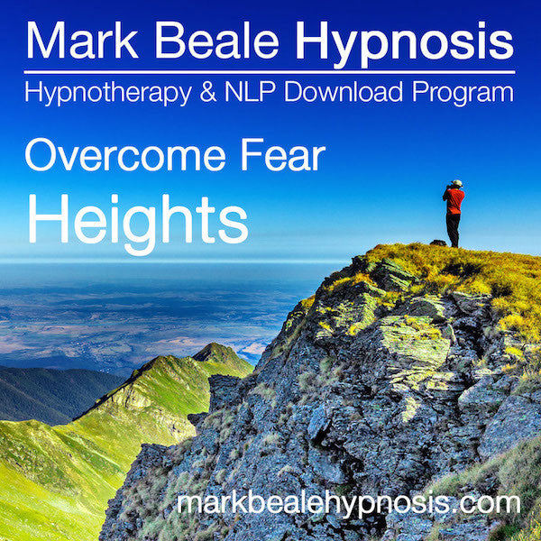 Overcoming fear of heights hypnosis treatment acrophobia vertigo