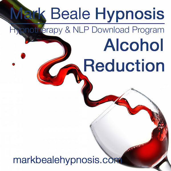 Hypnosis to reduce drinking alcohol abuse or addiction with hypnotic treatment