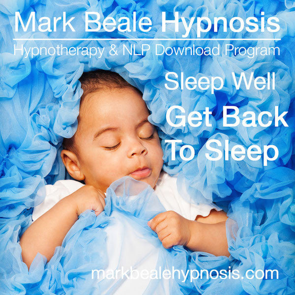 Wake Up At Night Can't Get Back to Sleep Insomnia Stay Asleep Hypnosis Audio Download