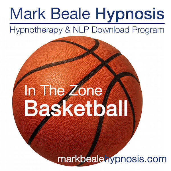 Basketball hypnosis mental game and inner game psychology hypnotherapy, toughness for athlete performance